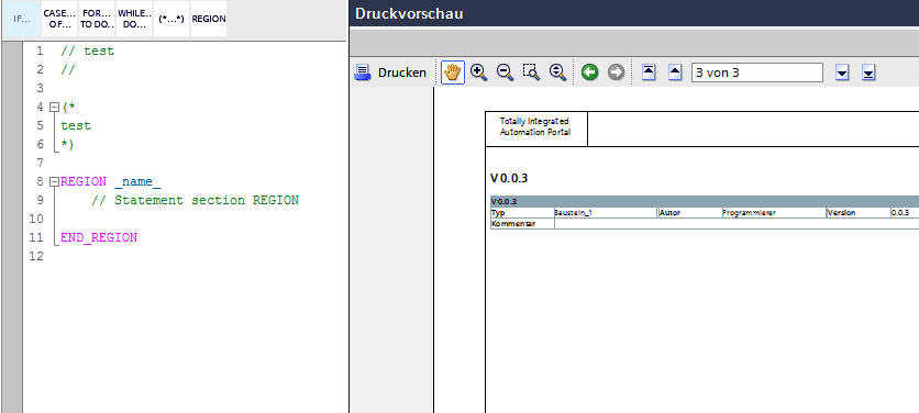 SPS - Test Siemens TIA-Portal V14 SP1 - Thorsten H  Willert