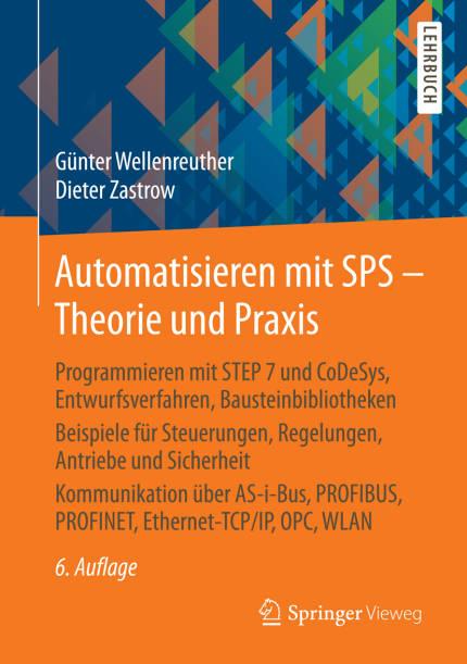 Automatisieren Mit SPS 9783834825971
